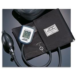 E-Sphyg BP Unit, Digital Gauge, Size 11 Adult, Black