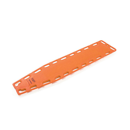 Ferno Najo RediHold Backboard, With Pins, Orange