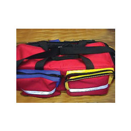 Duffel III Mega Oxygen Bag, Red