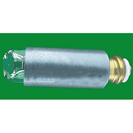 Laryngoscope Lamps, Fiber Optic, 2-1/2 V, ADC Green
