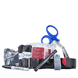 Curaplex Stop the Bleed®, Basic Kit