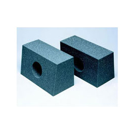 Dispos-O-Block, 6inch x 10inch, Gray, 2 Single User Blocks, Ear Holes