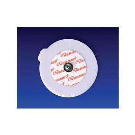 Electrode, Diaphoretic, EMS, Wet Gel, 2 1/4inch Foam, Adult, 100/Box