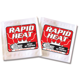 Rapid Heat Hot Packs, 11inch x 5 1/2inch