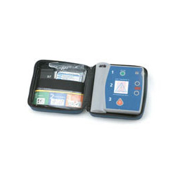 AED Trainer 2, Incl. Trainer, Training Pads, Instruction Card, Guide, Case.
