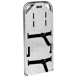 Folding Aluminum Backboard, Full Length