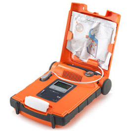 New Cardiac Science Powerheart G5 Automatic with Case, Ready Pack, Pads x2, USB