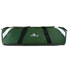 Oxygen Case, Bag, E Size Cylinder, 32in Length, 8.5in Width, 8.5in Height, 2312 Cubic Inches, Green