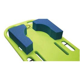 Sticky Foam Head Blocks, Universal Size, MED Density Foam, w/o Straps