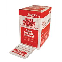 Triple Biotic Ointment, 0.5gm foil pack, 144pk/bx