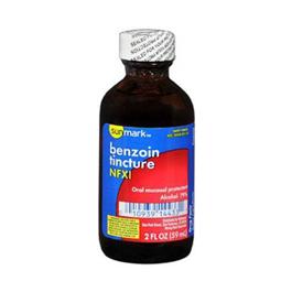 Sunmark Benzoin Tincture, 2oz