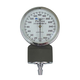 Precision Aneroid Manometer, Blue