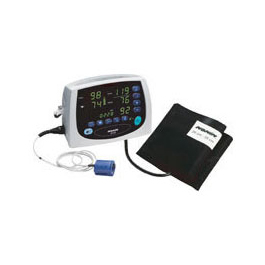 Avant 2120, NIBP and Digital Pulse Oximeter, PureSAT Technology, Compact, Lightweight, w/Handle