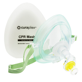 Curaplex Select CPR Pocket Mask