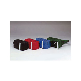 EMS Fanny Pack, Empty, 10 1/2inch L x 5 1/2inch H x 4 1/4inch D, Royal Blue