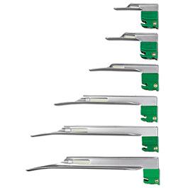 GreenLine/D Miller Blades/Fiber Optic Illumination
