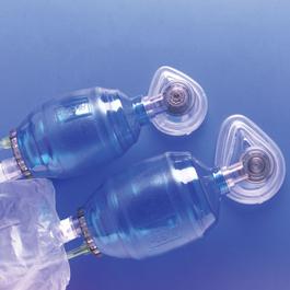 Rusch Resuscitator BVMs