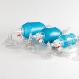 Curaplex BVM Manual Resuscitators