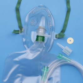 AirLife 3-in-1 Oxygen Masks