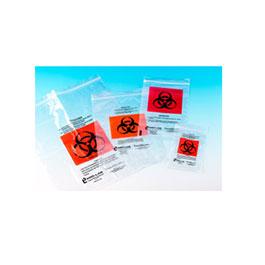 Biohazard Specimen Bags with Documentation Pocket