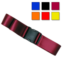 Plastic Side Release Buckle One Piece Straps