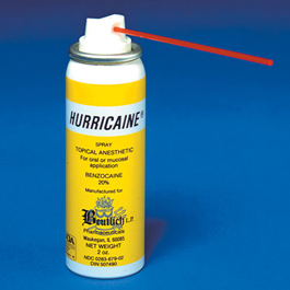 Hurricaine Spray