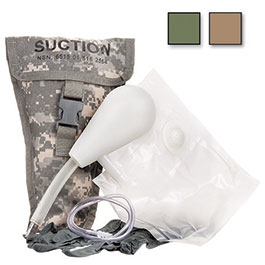Curaplex Tactical Field Suction Easy Kits