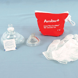 Res-Cue CPR Barrier Masks