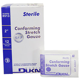 Sterile Conforming Stretch Bandages