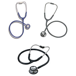 Signature Series Stainless Steel Stethoscopes