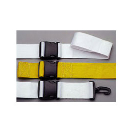 Straps, 9 ft, 1 Pc, Side Release Buckle