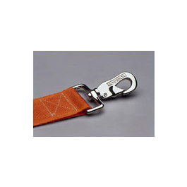 Straps, 5 ft, 2 Pc, Side Release, Swivel Speed Clip Ends