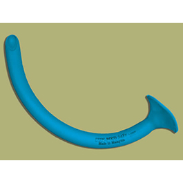 Nasopharyngeal Airways, Blue Robertazzi