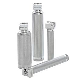 Rusch Standard Chrome Plated Brass Laryngoscope Handles