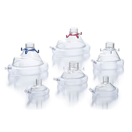 Duraclear Face Masks with Checkvalve
