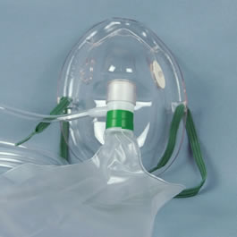 AirLife High Concentration Oxygen Masks