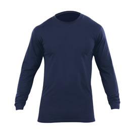 5.11 Men's Utili-T T-Shirts, Long Sleeve, Dark Navy