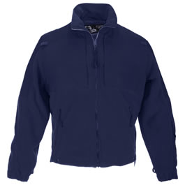 5.11 Men's Tactical Fleece Jackets, Dark Navy