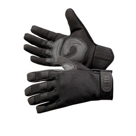 5.11 Men's Tac-A2 Gloves, Black