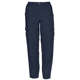 5.11 Women's Cotton Tactical Pants, Fire Navy