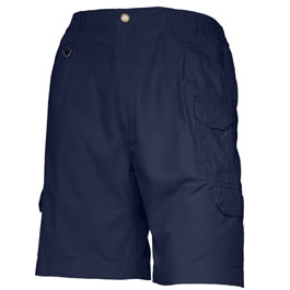 5.11 Men's Cotton Tactical Shorts, Fire Navy
