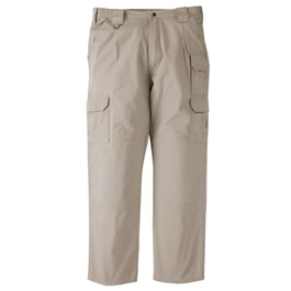 5.11 Men's Cotton Tactical Pants, Khaki