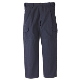 5.11 Men's Cotton Tactical Pants, Fire Navy