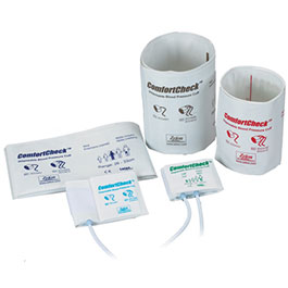 ComfortCheck Blood Pressure Cuffs, Male Luer