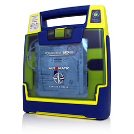 Recertified Cardiac Science Powerheart G3 Biphasic AEDs