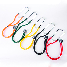 Curaplex Dual Bell Stethoscopes