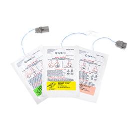 Curaplex Select Leads Out Direct Connect Defibrillator Pads