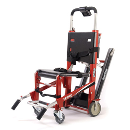 EZ-Glide Stair Chairs with Powertraxx