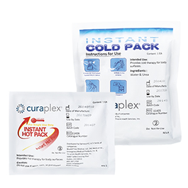 Curaplex Instant Hot and Cold Packs