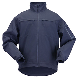 5.11 Men's Chameleon Jackets, Dark Navy
